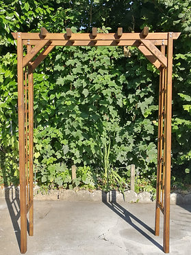 Arche en bois 2