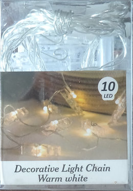 Guirlande lumineuse, 10 pinces