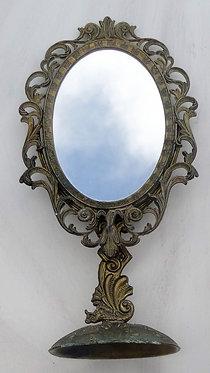 Miroir psyché antique
