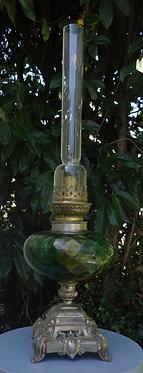 Grande lampe à huile