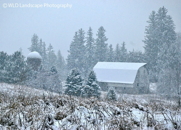 Windham, New York, Snow, Winter, Farmhourse, Farm, Barn, Photographer, Landscape, Photo