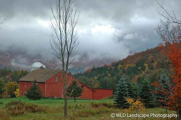 Barn, Nature, mountains, Windham, Upstate New York, New York, Photography, Photo, Photographer, Landscape, Mountain