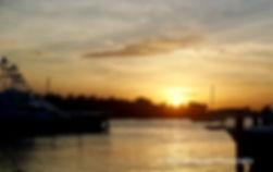 Sunset, Landscape, Palm Beach Shores, Florida