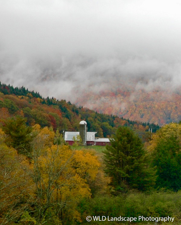 Farm, Barn, Photography, Photo, Photographer, Landscape, Mountain, New York, Autumn, Fall, Nature, Seasons