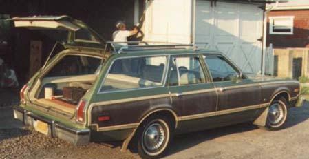 Courtesy of www.allpar.com Dodge Aspen Wagon