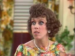 Carol Burnett as Eunice