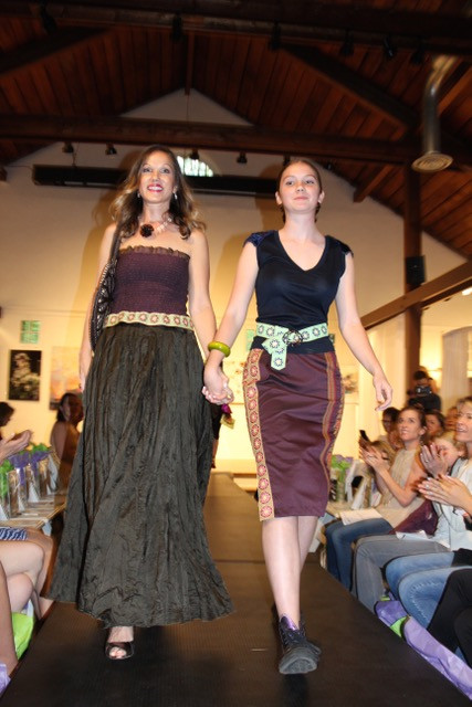 Sheri West and Olivia West; photo credit: LiveGirl Ava Nichols