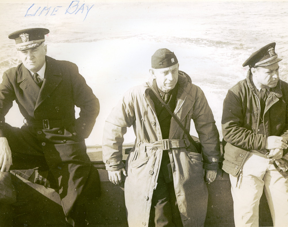 Lime Bay; Dadah on the far right