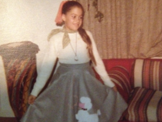 Poodle Skirts on Parade Hill: Halloween, 1980