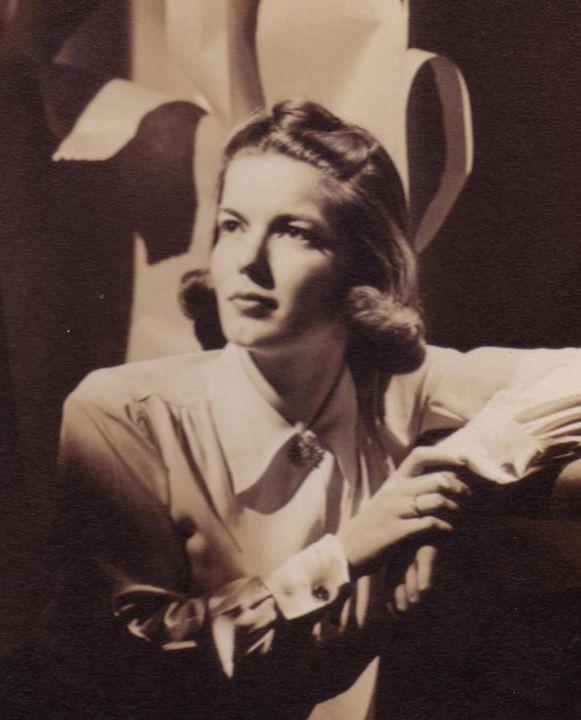 My grandmother, Marjorie Rose Stevens Batchelder
