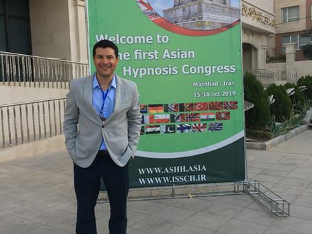 Congreso Hipnosis Clínica Médica en Mashhad,Irán.