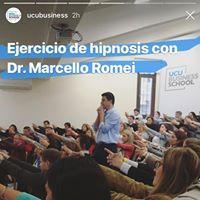 Gracias a @Juan Cosidó y UCU Business School por la invitación a esta fantástica jornada.