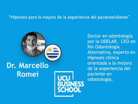 JORNADA CX EXPERIENCE EN UCU/BUSINESS SCHOOL