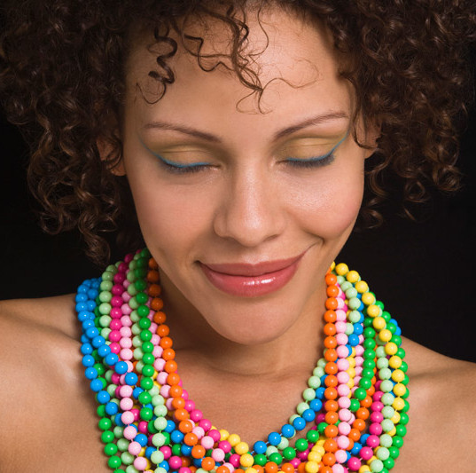 Colored Necklaces