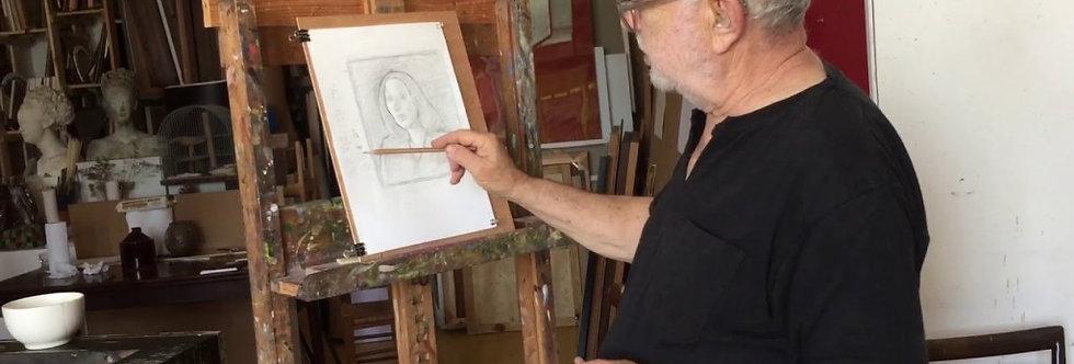 לפיד: כיתת אמן עם יאן ראוכוורגר