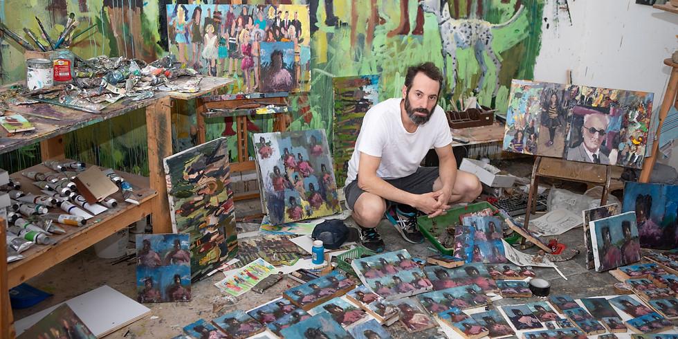 ART WITHIN. Artist discusson: Ilya Gefter & Iddo Markus