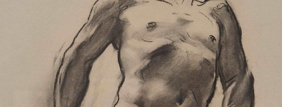 GO FIGURE: Drawing Workshop with Ilya Gefter