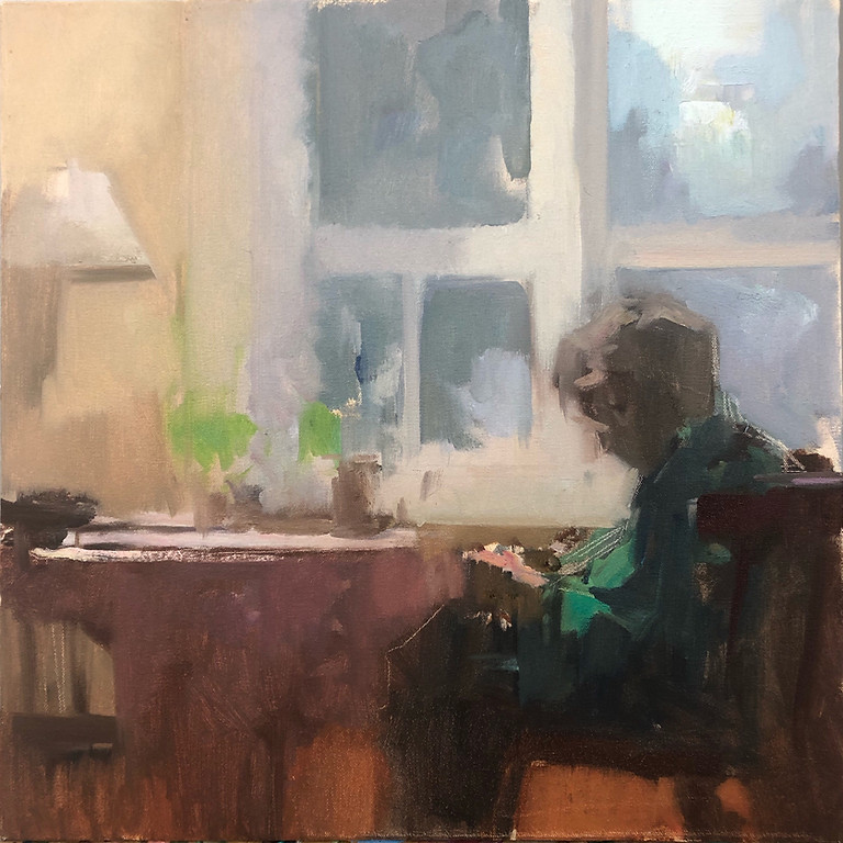 The Portrait:  Drawing / Painting Workshop with Ilya Gefter