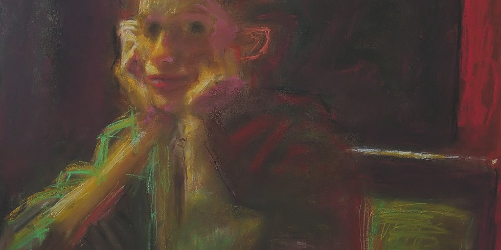 The Figure in Pastel