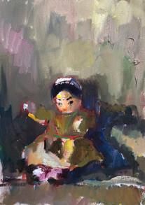 Doll from Tashkent