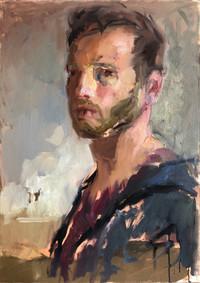 Self Portrait 27.04.20