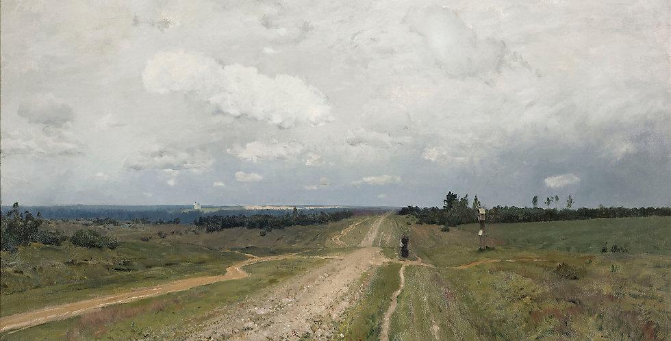 עומק הציור:  סדנת ציור מקוונת בהנחיית איליה גפטר