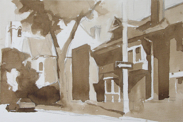 Lennox Street I