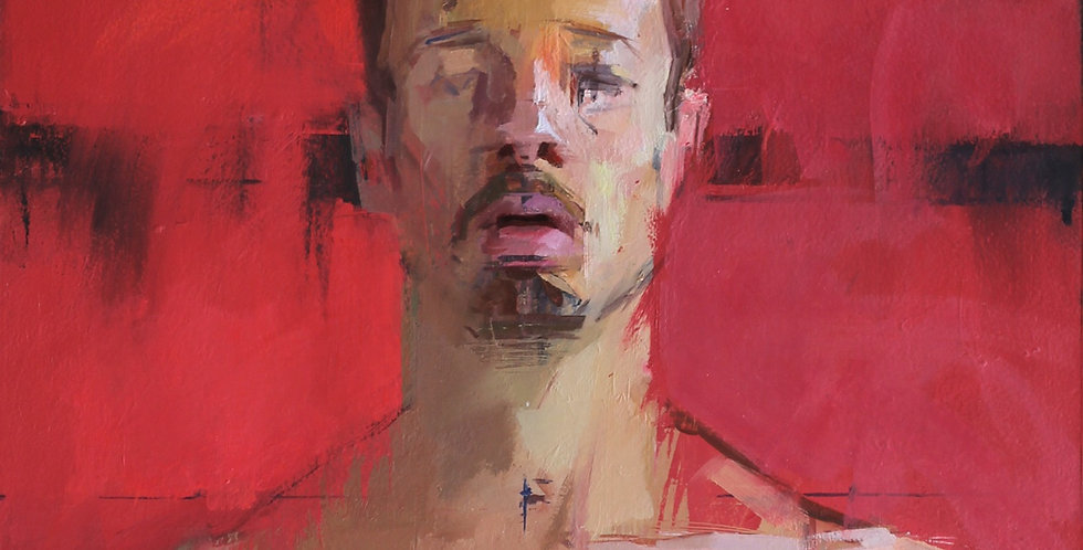 Self Portrait Painting: Colors of the Inner Self / with Ilya Gefter