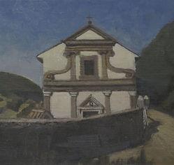 church near civita castellana 10 7-8x13