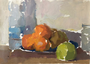 Water and Fruit Study