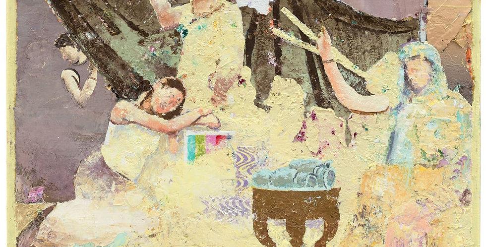 בעקבות המאסטרים - סדנת ציור מקוונת / בהנחיית: איליה גפטר