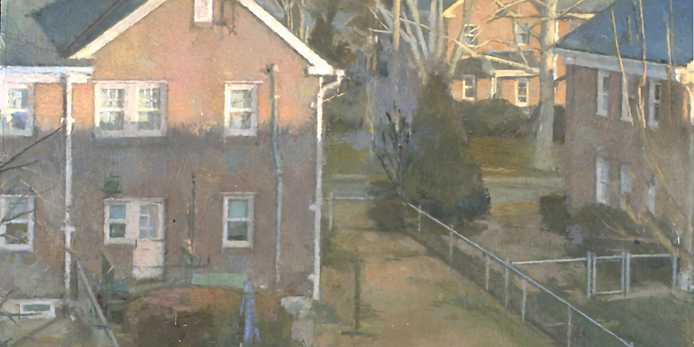 Lecture by Mark Karnes: History of Landscape Painting