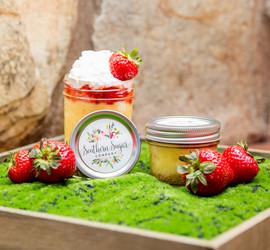 Plant City Strawberry Shortcake
