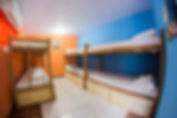 Quarto compartilhado Cosmopolitan Hostel Recife Boa VIagem / albergue