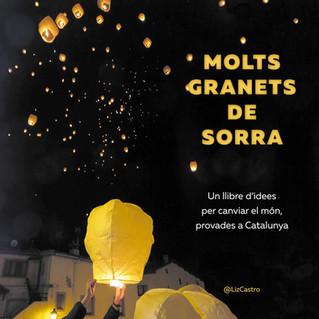"""Liz Castro 17-03-2017 Presentació del llibre """"Molts granets de sorra"""""""