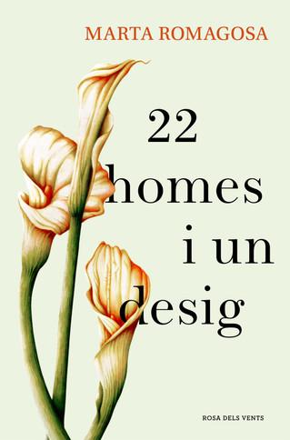 """Marta Romagosa 6/4/18 Presentació del llibre """"22 homes i un desig"""""""