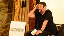 """Albano Dante Fachin 16/07/21 Presentació """"Octuvre."""""""
