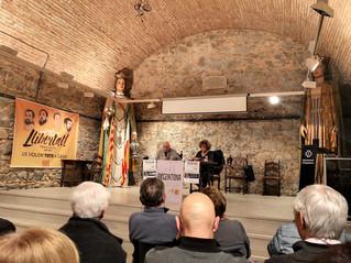 """Magda Oranich 22/02/19 Conferència """"Es jutja Catalunya o la democràcia?"""""""