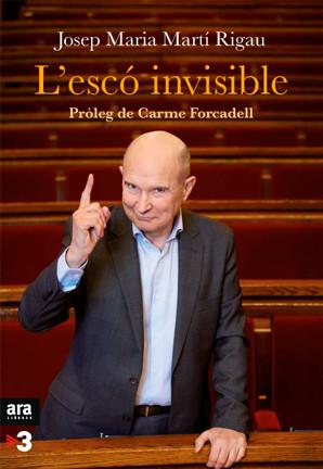"""Josep Mª Marti Rigau 13/9/2016 Presentació del llibre """"L'escó invisible"""""""