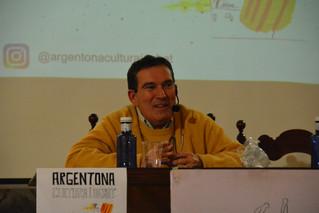 """Jaume Alonso-Cuevillas 25/1/19 Conferència """"Justícia i llibertat"""""""