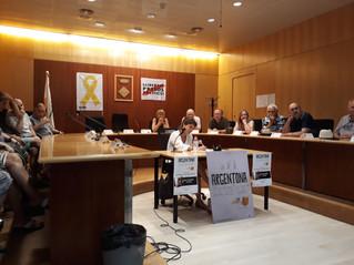 """Bea Talegon 30/6/18 Conferència """"La paraula és democràcia"""""""