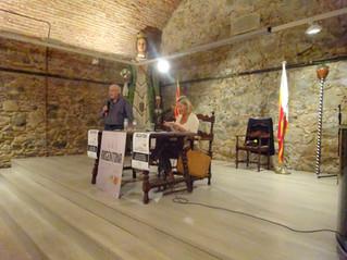 """Neus Munté 14/9/2017 Conferència """"A les portes de l'1 O, guanya la democràcia"""""""