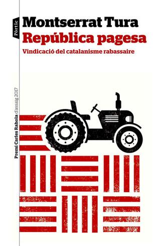 """Montserrat Tura 2/3/18 Presentació del llibre """"República pagesa"""""""