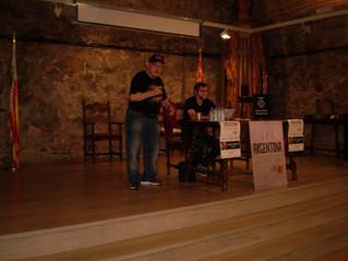 """Xavier Climent 27/09/19 Conferència """"I ara que fem? fem consell?"""