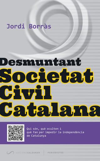 """Jordi Borràs 27/5/16 Presentació del llibres """"Plvs Vltra"""" i """"Desmuntant Societat Civil Catalana"""""""