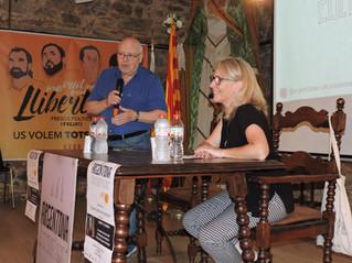 "Carme Colomina 12/7/19 Conferència ""Quina Europa ens espera?"""