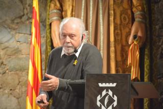 """Oriol Marfà 22/11/19 Conferència """"Què fem els científics?"""""""