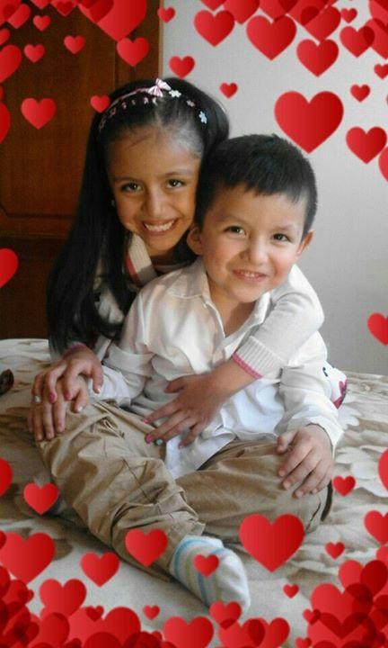Lina Sophia y Gabriel Arciniegas Salazar