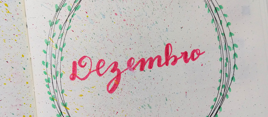 Planejando meu mês de dezembro