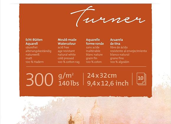 Willian Turner - bloco 10 folhas